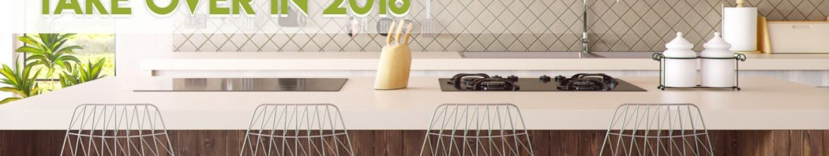 5 Kitchen Trends That Are Poised To Take Over In 2018